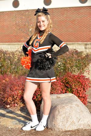 Cheerleaders 2012