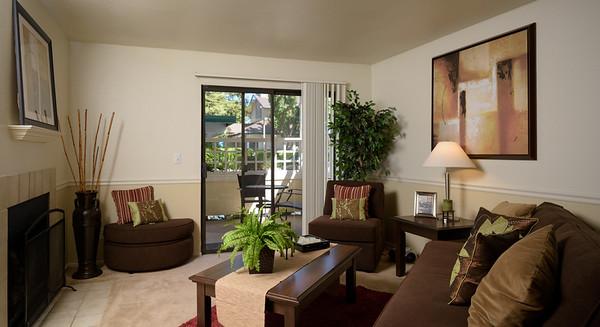 Salishan (Apartment Community Architecture Photography) @  Citrus Heights, California