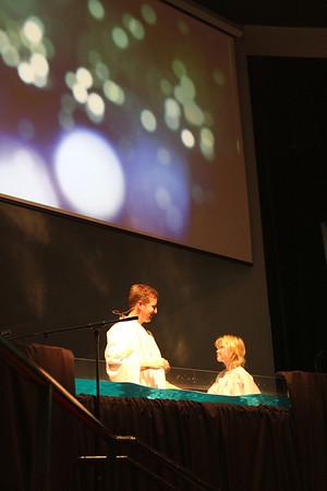 Berkley's Baptism