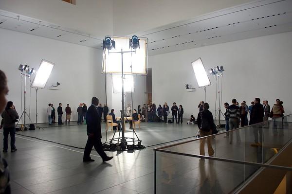 MOMA Abramovic