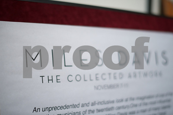 Miles Davis Art Experience