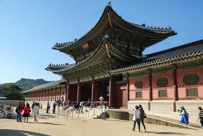 Seoul - Insa-Dong and Gyeongbokgung