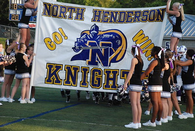 North Henderson Footbal 2015