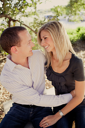Justin and Leah :: Engaged!