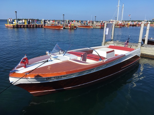Hessel boat show August 2018