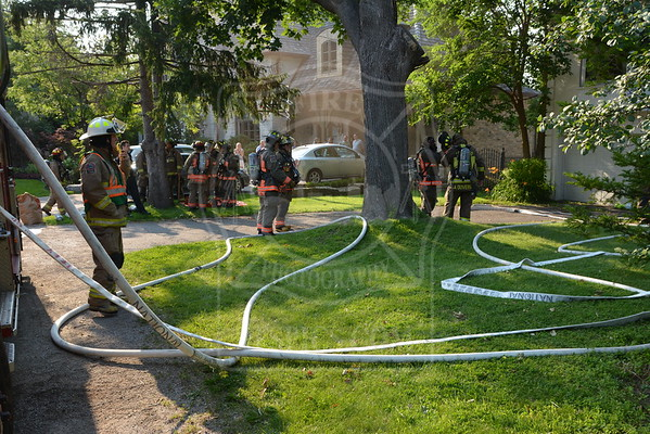 July 4, 2015 - Working Fire - 8 Bayview Wood