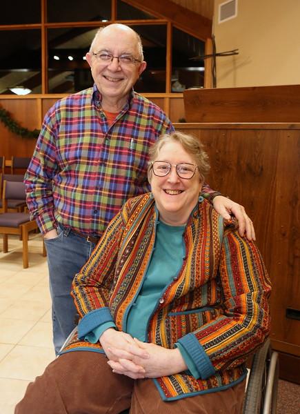 Duane & Gloria Beachey