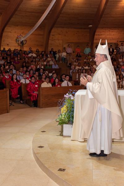 4-28-2018 - 1 PM  Confirmation Mass - By Alex Ledesma