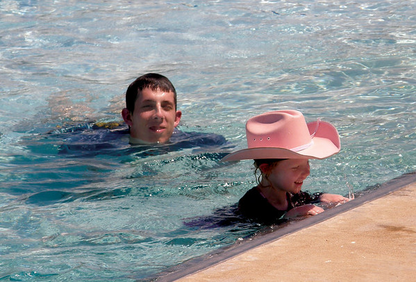 2009 Youth Swim Party