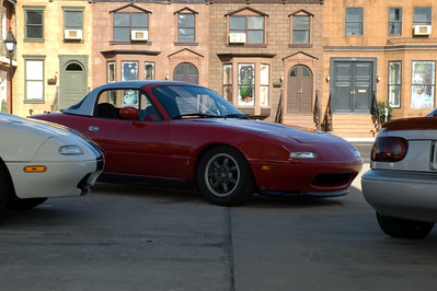 Miatas! Kabel 12.28.08 Morning
