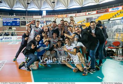 Club Italia - Tonno Callipo Calabria Vibo Valentia | 20ª #A2M