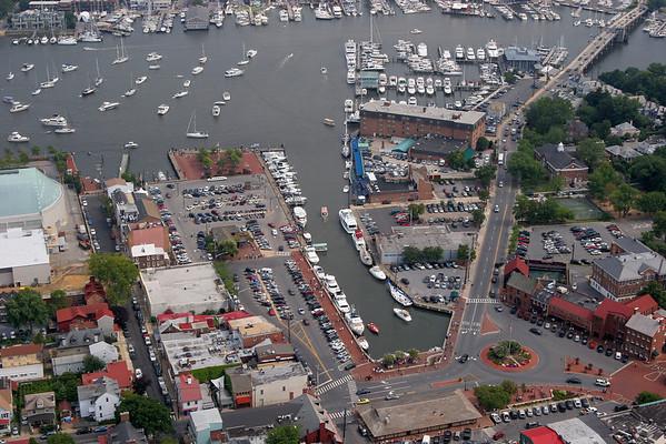 Aerial Annapolis