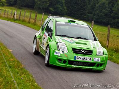 Rallye de Lorraine 2009