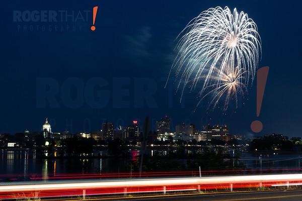 Harrisburg Fireworks 7-4-19