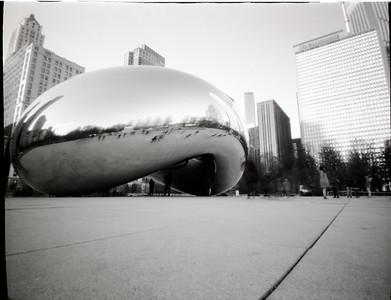 Pinhole Photographs