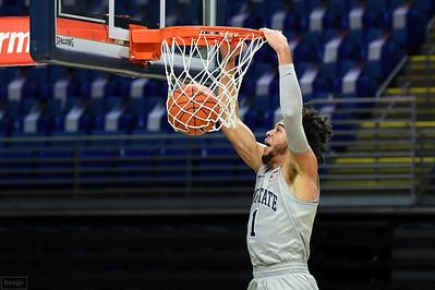 NCAA MBball: VCU at Penn State; 12/2/20