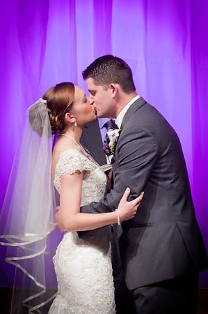 Alisha and Matt Cussen