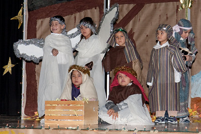 Bishop Belleau School 2008 Christmas Pageant December 16