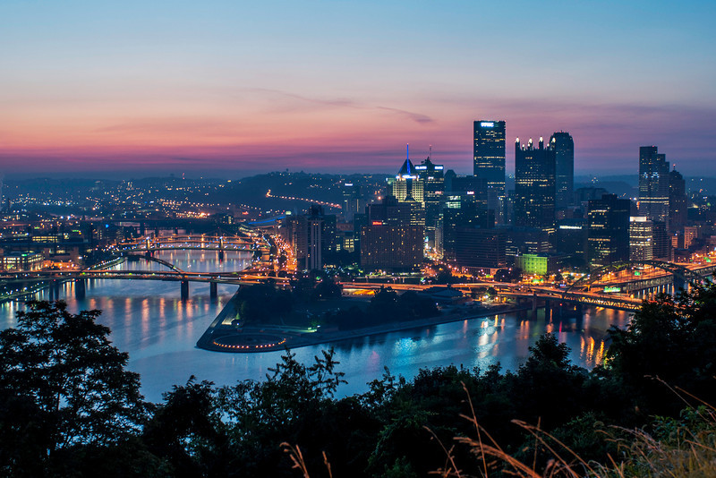 Pittsburgh, Philly, and In Between