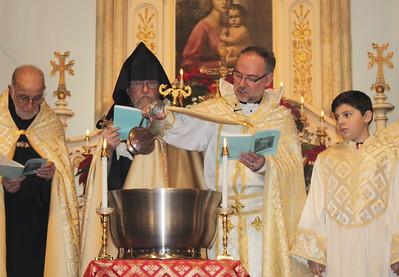Armenian Christmas Services