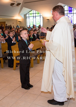 2016-05-01-St. John's First Communion 1
