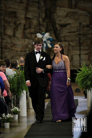 Prom Grand March re-upload