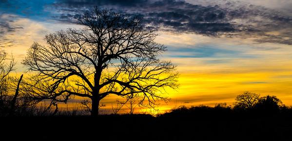 Joliet, Sunrise, March 16, 2015