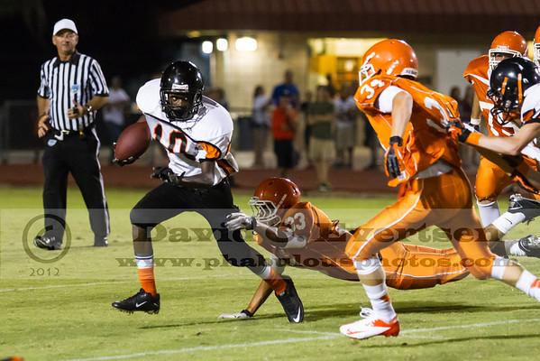 Boone JV Football #33 - 2012