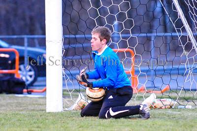 James Wood vs John Champe Boys Soccer