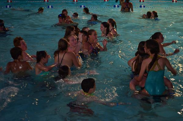 Thursday Night Swim