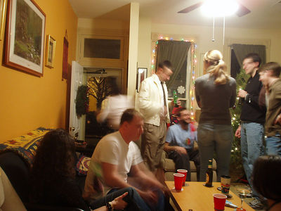 New Years in Baltimore