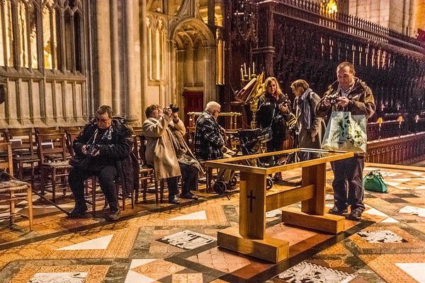 4) Brean Snappers @ Gloucester Cathedral