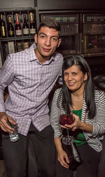 Hispanicbln Network and Social  @ Tasting Room 12-22-17