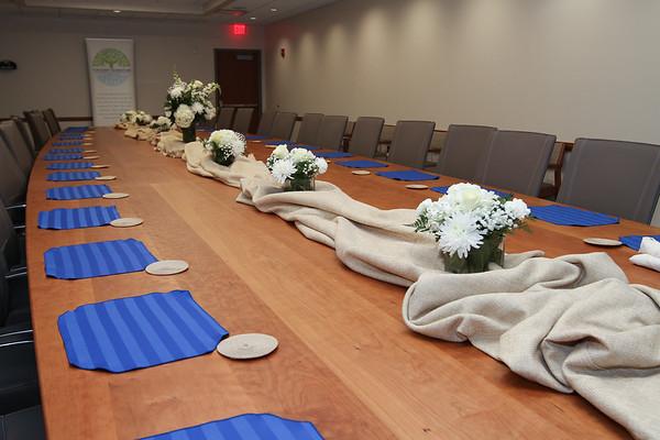 McFarland Conference Room Dedication