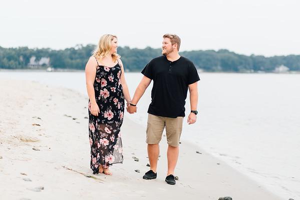 Amanda and Aaron