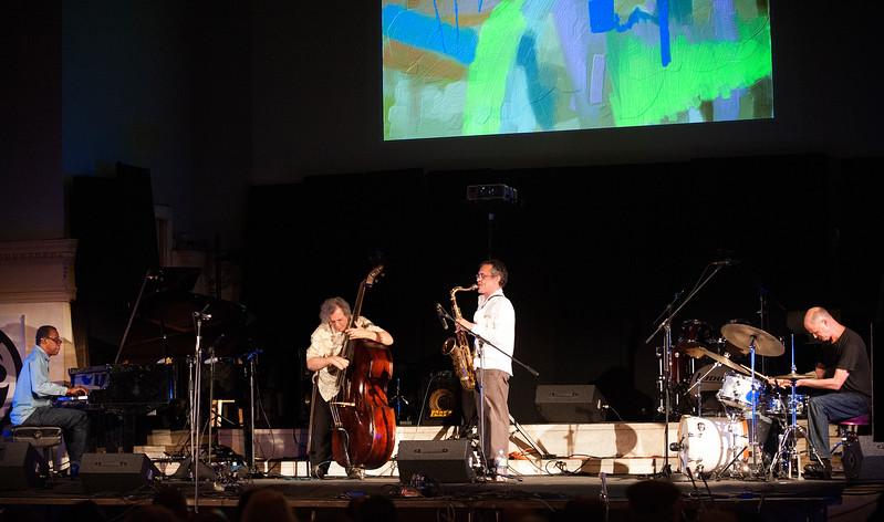 Ivo Perelman Quartet