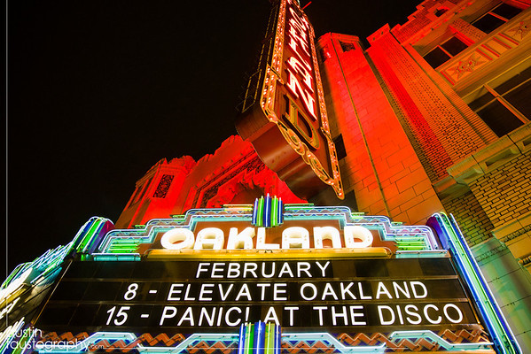(STAMP)Elevate Oakland's 1st Annual Benefit Concert