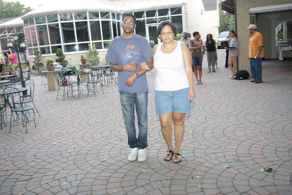 Celeste and Omar