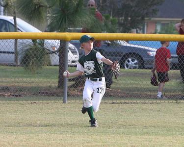 Joiner Insurance Baseball Team