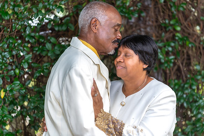 50 Years Vow Renewal
