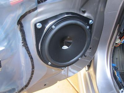 2004 Scion XB Front Door Speaker Installation - USA