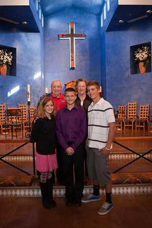 2011 St Anthonys Confirmation
