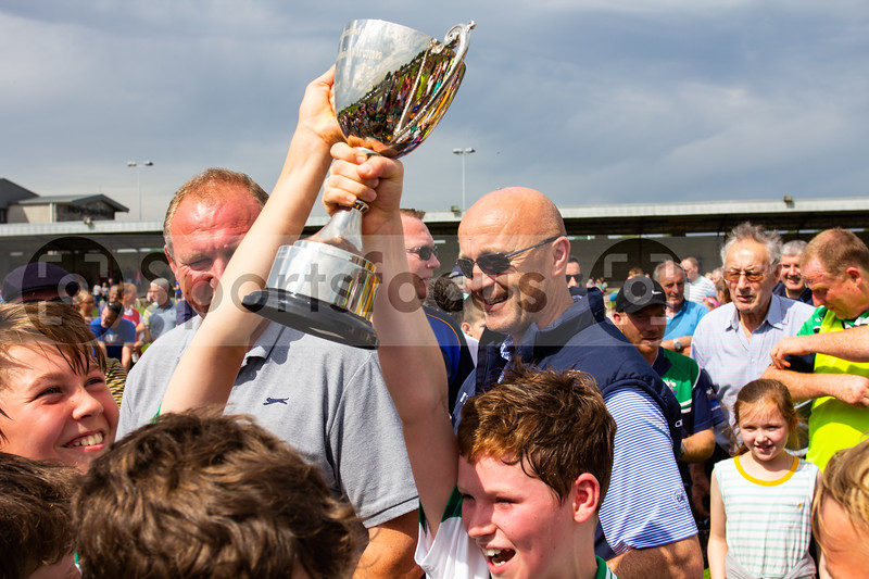 24th August 2019 Tipperary Under 12 B Hurling Championship Final Cahir vs Moneygall in Holycross