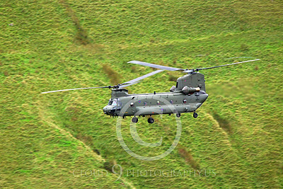 Boeing HC2 Chinook Military Helicopter Pictures