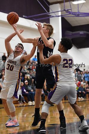 Jefferson vs. East Linn Christian Boys HS Basketball