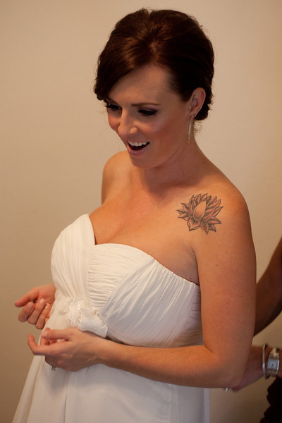 Erica + Grant | Autumn Family Wedding