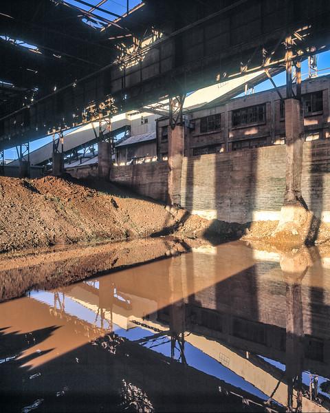 Conveyor Reflected in Pit.jpg