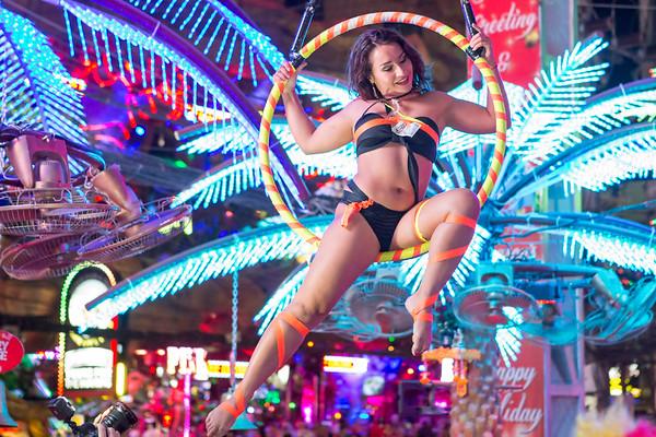 Crazy Horse Circus Promotion Photos 28.2.2014