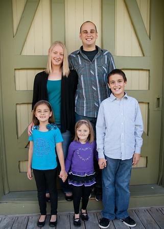 Stuckstede Family Portraits
