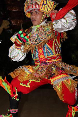 Peruvian Scissor Dancers